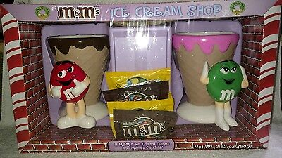 M&M's ICE CREAM SHOP