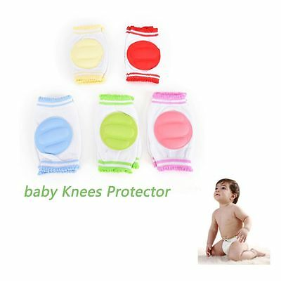 Safety Infant Products Cotton Crawling Protector Baby Knee Pads Elbow Cushion