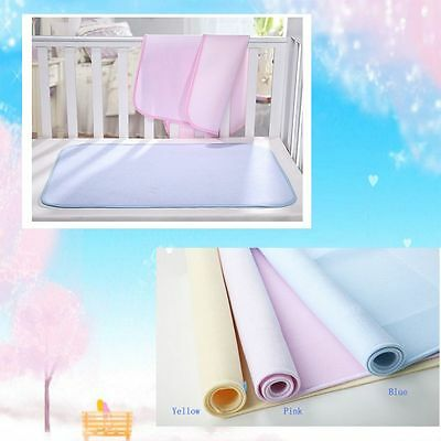 Soft Waterproof 3 D Bamboo Fiber Baby Urine Pad Absorbent Cloth Mat Towel