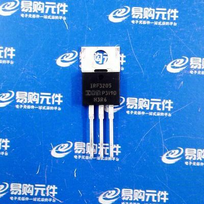 50Pcs IRF3205 3205 N-CHANNEL 55V 110A MOSFET