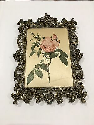 Vintage Picture Frame Italian