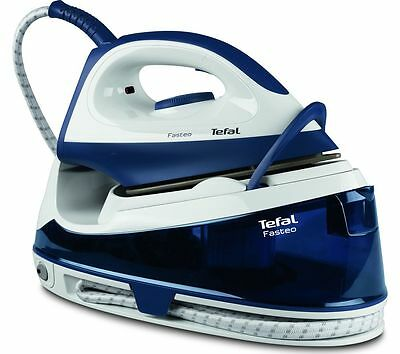 Tefal  SV6040  Iron Ceramic Fasteo Steam Generator  2 Year Guarantee NEW