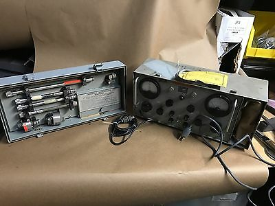 Military Vintage RF Test Set AN/USM-68 Radio Bolometer