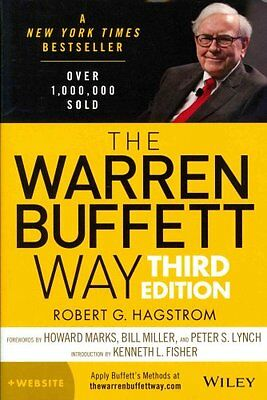 The Warren Buffett Way + Website by Robert G. Hagstrom 9781118503256