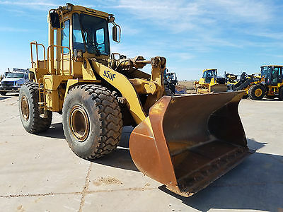 1991 Caterpillar 950F Wheel Loader