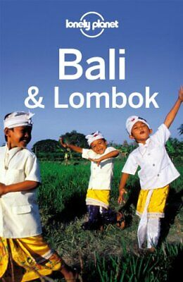 Bali and Lombok (Lonely Planet Country & Region..., Berkmoes, Ryan ver Paperback