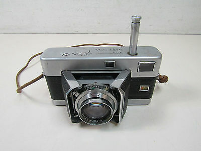 Vintage Voightlander Vitessa Film Camera Made In Germany Untested As Is