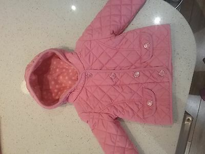 Baby coat by NEXT aged 9/12 months