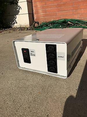 Linear Magnetics Corp Hospital 4 Output Isolation Transformer 115-230V 1000VA
