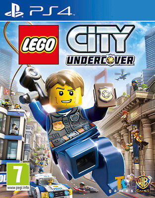 LEGO City Undercover PS4 Playstation 4 WARNER BROS