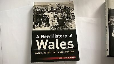 A New History Of Wales - Myths & Realities In Welsh History