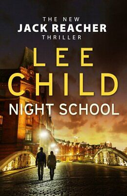 Night School: (Jack Reacher 21), Child, Lee Book The Cheap Fast Free Post