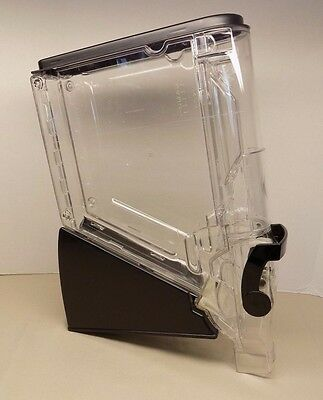 Trade Fixtures RADEUS Gravity Food Dispenser Dry Food Nuts Candy Cereal 2 Gallon