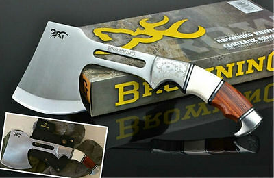 Browning Camping Axe-Kitchen Tool-Survival-Fire-Field Axe,Fishing Axe -No Stock