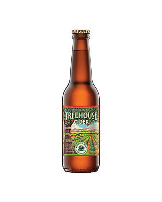 Treehouse case of 24 Cider Apple Cider 330mL Granite Belt