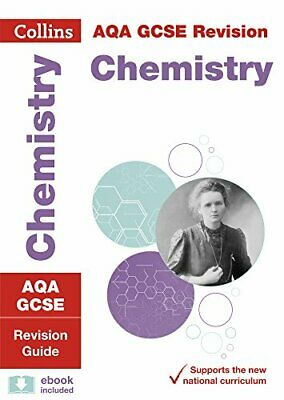 Grade 9-1 GCSE Chemistry AQA Revision Guide (with free flashc... by Collins GCSE