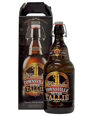 Townsville Brewing Co. bottle Australian Beer Lager 2L