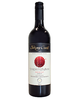 Stormy Creek Shiraz 2009 case of 6 Dry Red Wine 750mL