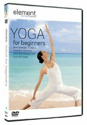 Element: Yoga For Beginners [DVD] - DVD  KMVG The Cheap Fast Free Post