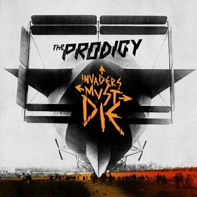 The Prodigy - Invaders Must Die [2CD / DVD / Booklet - ... - The Prodigy CD W6VG