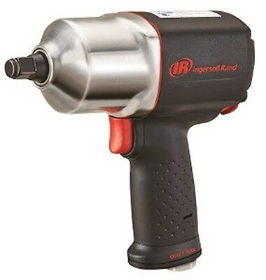 INGERSOLL RAND CO 1/2Inch Quiet Air Impact Wrench  IR2135QXPA