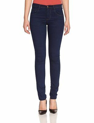 Blu (Bleu (Blue Navy)) (TG. W26/L32 (Taille Fabricant : 36)) Rica Lewis - Jeans,