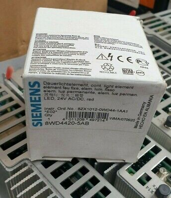 Siemens 8Wd4420-5Ab Signalling Column