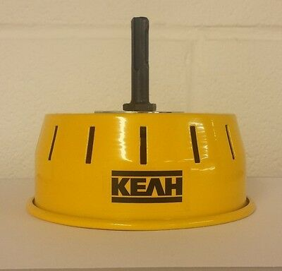 Pipe Chamfering Tool for 110mm Underground Soil Pipes from KEAH