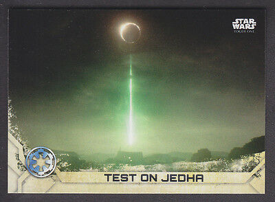 Topps Star Wars - Rogue One Series 2 - Base Card # 23