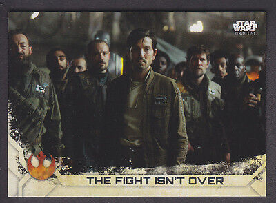 Topps Star Wars - Rogue One Series 2 - Base Card # 43