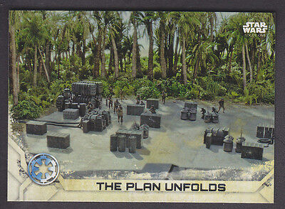 Topps Star Wars - Rogue One Series 2 - Base Card # 53