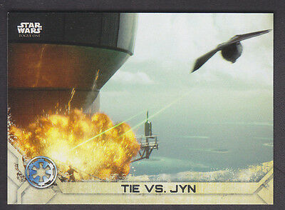 Topps Star Wars - Rogue One Series 2 - Base Card # 91