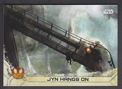 Topps Star Wars - Rogue One Series 2 - Base Card # 92