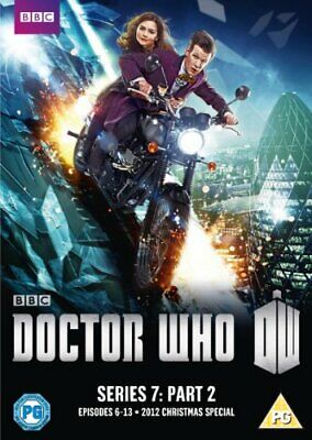 Doctor Who - Series 7 Part 2 [DVD] - DVD  EGVG The Cheap Fast Free Post