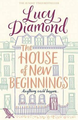 The House of New Beginnings by Diamond, Lucy Book The Cheap Fast Free Post