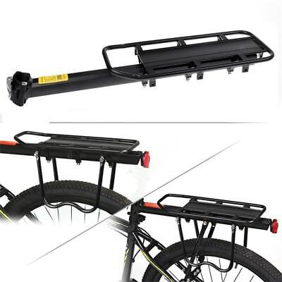 Bicycle Rack Carrier 130kg Load Rear Luggage Stainless Steel Cycling Racks