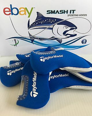 Taylormade Iron Covers Blue