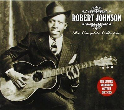 Robert Johnson - The Complete Collection - Robert Johnson CD JWVG The Fast Free