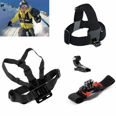 GoPro Chest Body Harness Belt Wrist Hand Strap Holder for GoPro 5 4 3+ 3 2 1