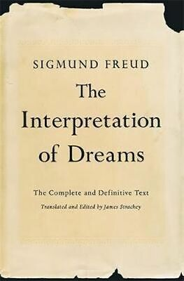 NEW The Interpretation of Dreams By Sigmund Freud Paperback Free Shipping