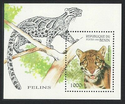 Benin Big Cats MS SG#MS1395