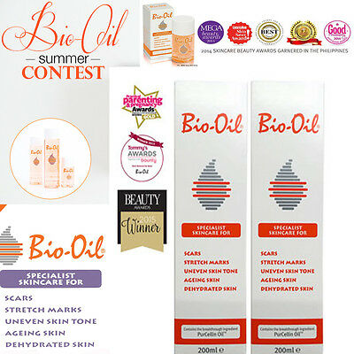 "Bio-Oil ""specialist skincare product that helps improve the appearance of skin"""