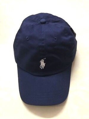 Ralph Lauren Polo Cap/Hat Classic Pony Men's Boy's Unisex, Brand New