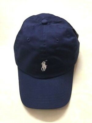 """SALE"" Brand New Ralph Lauren Polo Cap Classic Pony Men's Boy's Unisex"