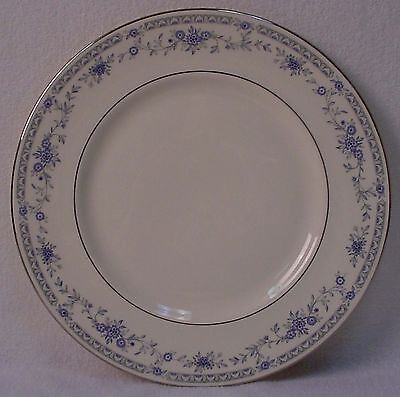 MINTON CHINA BELLEMEADE Pattern Dinner, Salad, Bread and Butter ...
