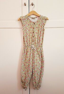 Next girls summer jumpsuit. GORGEOUS! Age 2 - 3 years. Excellent condition!