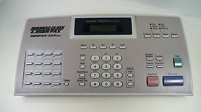 BROTHER Intellifax 4100E Control Panel Operation Panel Assembly