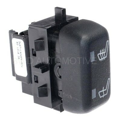 Seat Heater Switch Rear Right BWD S51884 fits 00-02 Lincoln LS