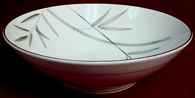 NORITAKE china BAMBINA pattern 5791 Round Vegetable Serving Bowl - 8-5/8""