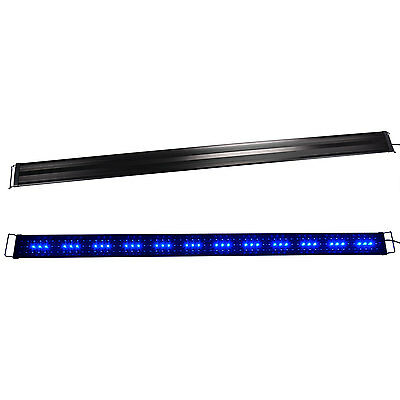 180CM 6ft Aquarien Eco Aquarium Fish Tank Light  LED Blue&White Plant Lighting